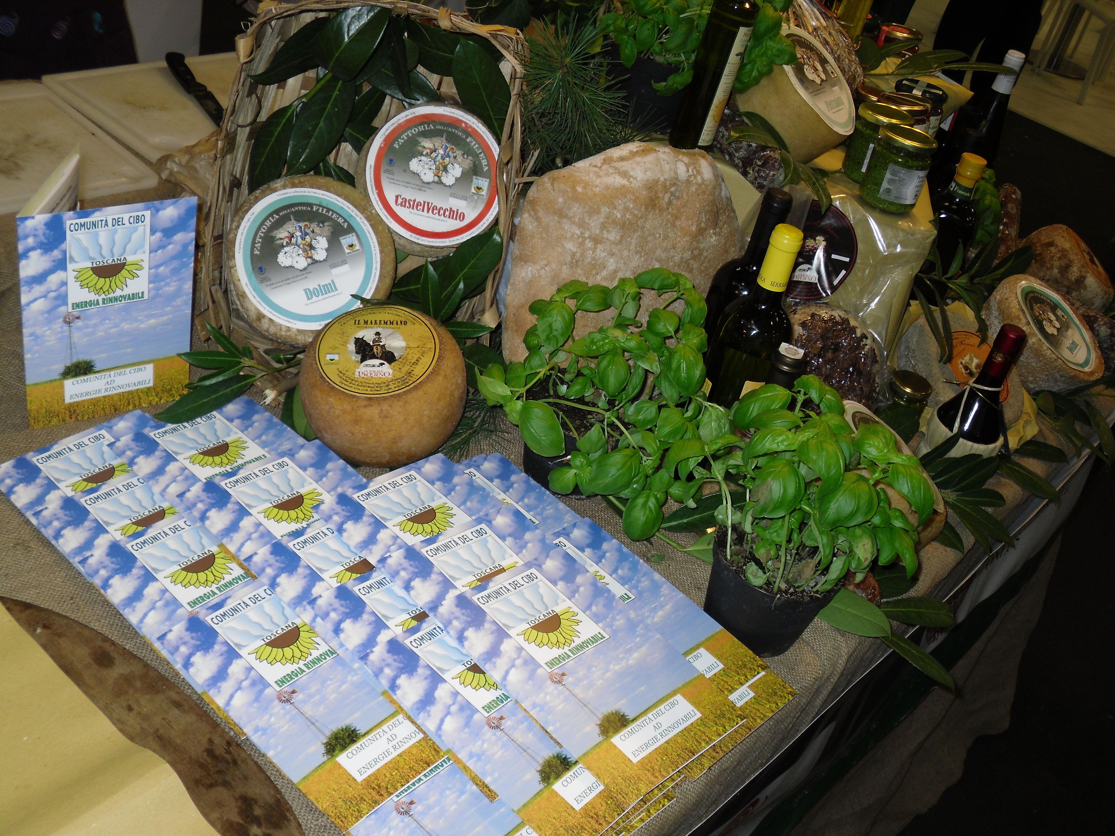 Brochure e prodotti